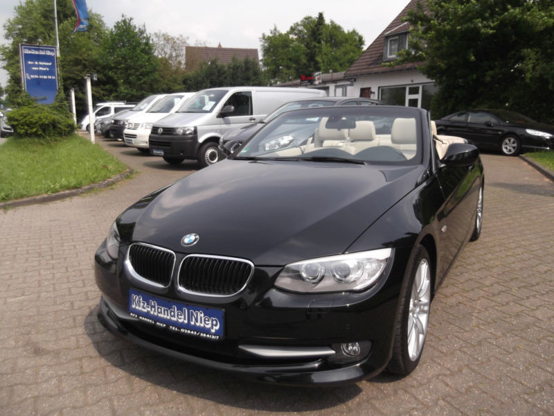 gebraucht bmw 320 cabriolet 2013 km in moers autouncle. Black Bedroom Furniture Sets. Home Design Ideas
