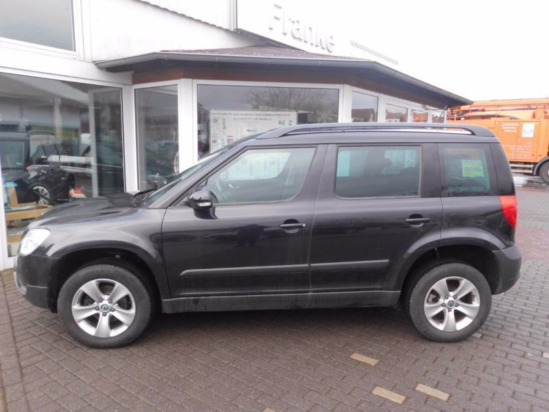 verkauft skoda yeti 1 2 tsi family gebraucht 2011 km in hude oldenburg. Black Bedroom Furniture Sets. Home Design Ideas