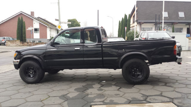 verkauft toyota tacoma 3 4 v6 pickup a gebraucht 1995 km in ludwigshafen. Black Bedroom Furniture Sets. Home Design Ideas