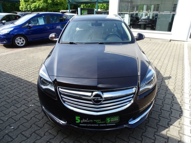 verkauft opel insignia 2 0 cdti innova gebraucht 2014 km in coburg. Black Bedroom Furniture Sets. Home Design Ideas