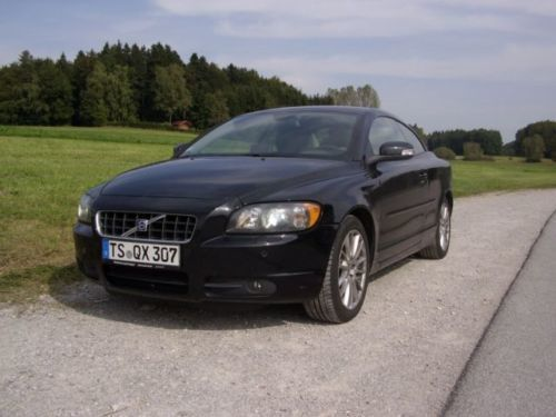 verkauft volvo c70 summum gebraucht 2007 km. Black Bedroom Furniture Sets. Home Design Ideas