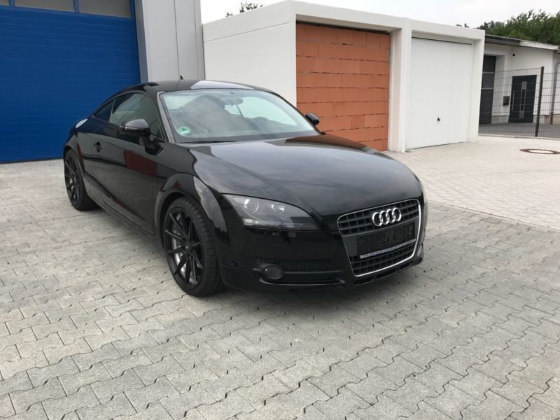 verkauft audi tt 2 0 tfsi coupe gebraucht 2007 km in arnsberg. Black Bedroom Furniture Sets. Home Design Ideas