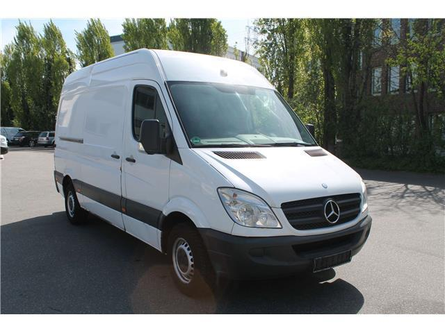 verkauft mercedes sprinter 211 cdi 906 gebraucht 2007. Black Bedroom Furniture Sets. Home Design Ideas