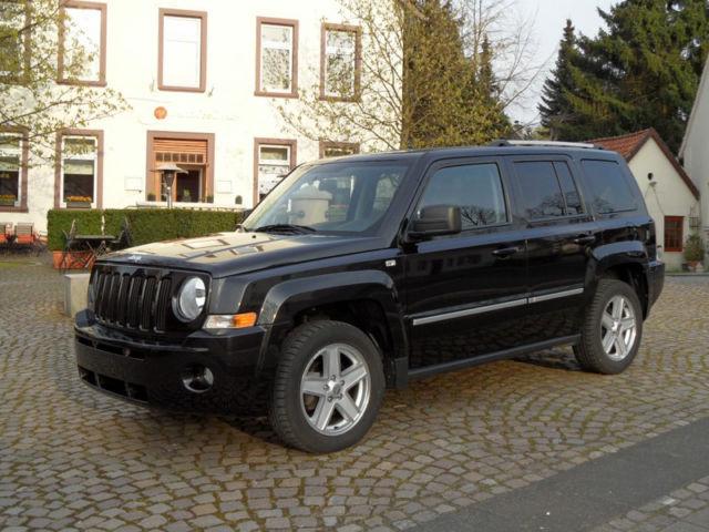 verkauft jeep patriot 2 2 crd dpf limi gebraucht 2011 km in spenge. Black Bedroom Furniture Sets. Home Design Ideas