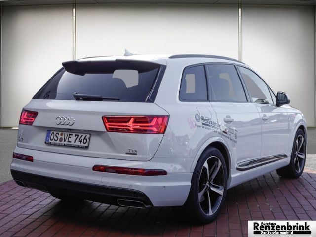 verkauft audi q7 3 0 tdi quattro s lin gebraucht 2016 km in bramsche. Black Bedroom Furniture Sets. Home Design Ideas