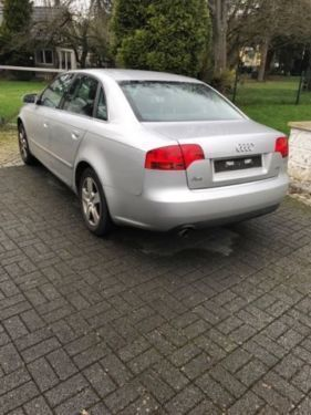 verkauft audi a4 67000 original gebraucht 2006 km in bochum ost. Black Bedroom Furniture Sets. Home Design Ideas