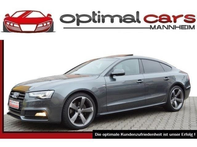 verkauft audi a5 sportback gebraucht 2013 km in. Black Bedroom Furniture Sets. Home Design Ideas