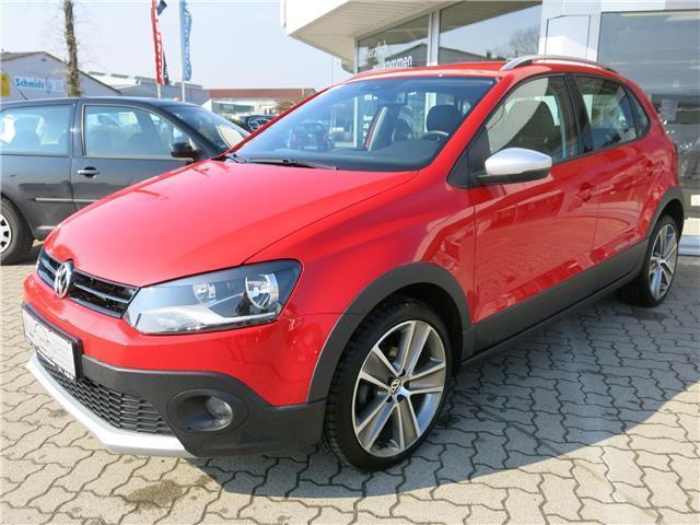 verkauft vw polo cross polo 1 6 tdi ds gebraucht 2013 km in baden w rttemberg. Black Bedroom Furniture Sets. Home Design Ideas