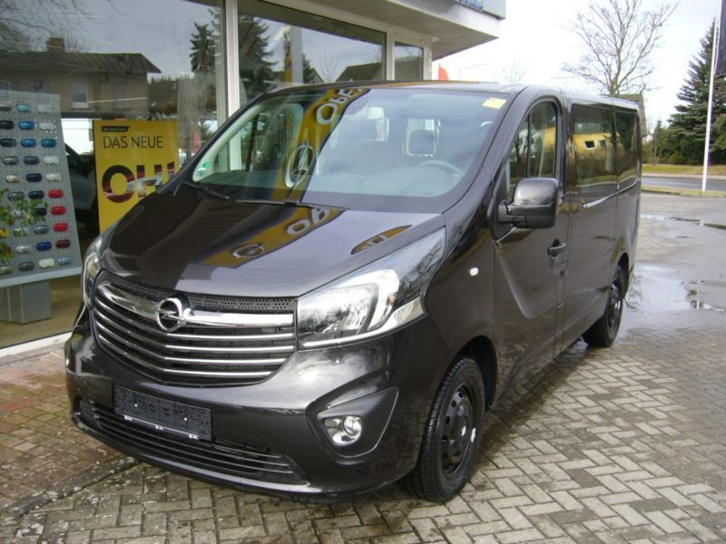 verkauft opel vivaro 1 6 biturbo cdti gebraucht 2016 km in eggesin. Black Bedroom Furniture Sets. Home Design Ideas