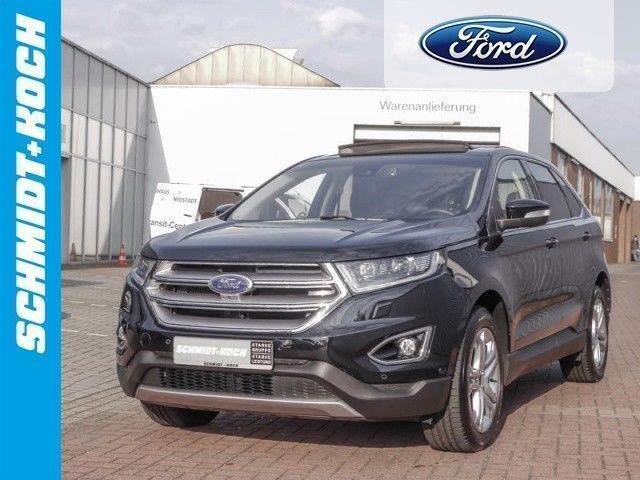 verkauft ford edge 2 0 tdci bi turbo t gebraucht 2016 km in bremen. Black Bedroom Furniture Sets. Home Design Ideas