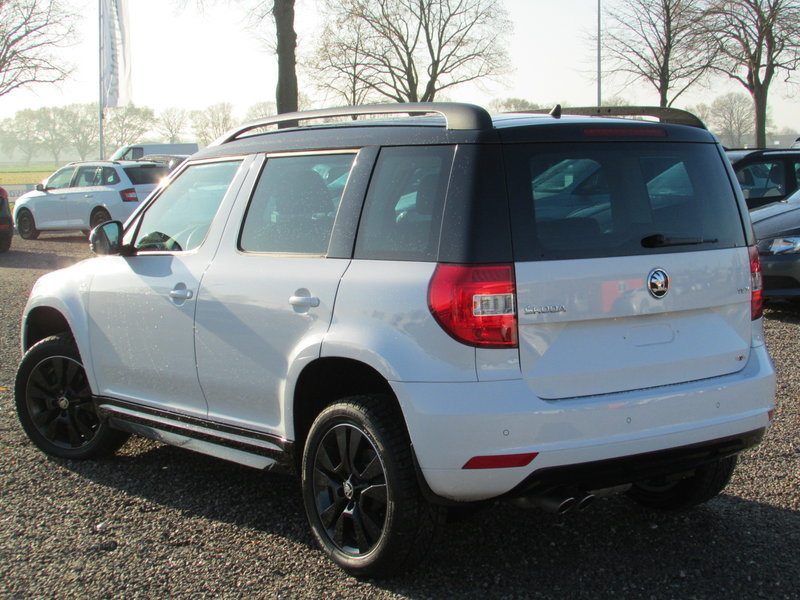 verkauft skoda yeti monte carlo 2 0 td gebraucht 2015 km in kempen. Black Bedroom Furniture Sets. Home Design Ideas