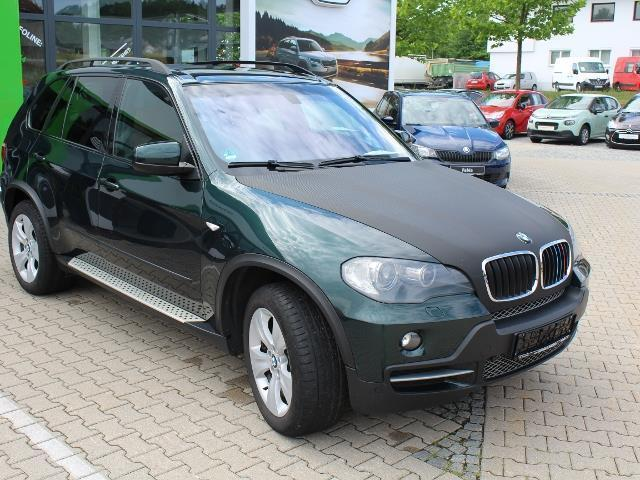 verkauft bmw x5 7 sitzer 3500 kg anh n gebraucht 2008. Black Bedroom Furniture Sets. Home Design Ideas