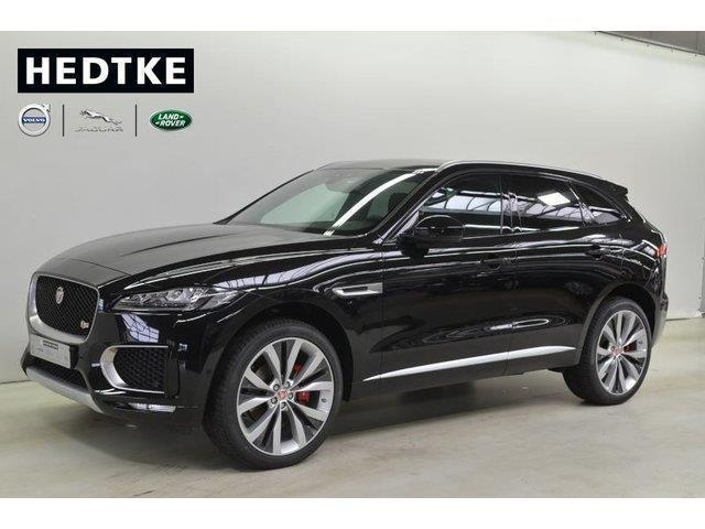 verkauft jaguar f pace awd s aut 380 gebraucht 2016. Black Bedroom Furniture Sets. Home Design Ideas