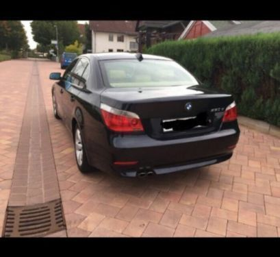 verkauft bmw 530 d gebraucht 2007 km in hadamar. Black Bedroom Furniture Sets. Home Design Ideas