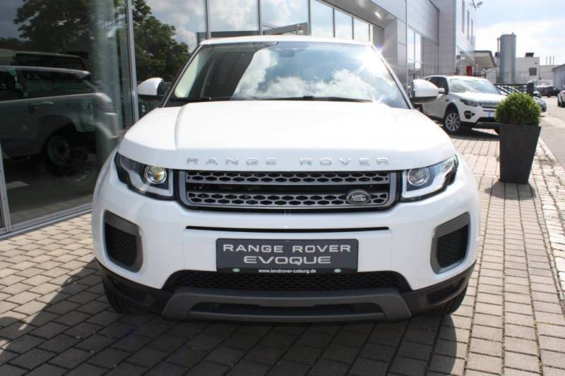 verkauft land rover range rover evoque gebraucht 2017 km in d rfles esbach. Black Bedroom Furniture Sets. Home Design Ideas