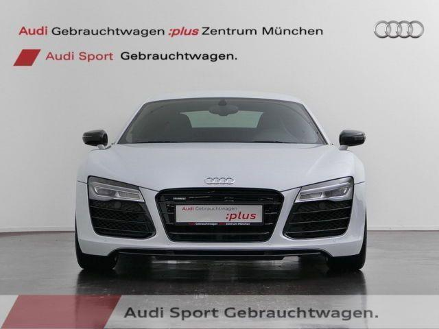 verkauft audi r8 coup v10 5 2 fsi s t gebraucht 2015. Black Bedroom Furniture Sets. Home Design Ideas