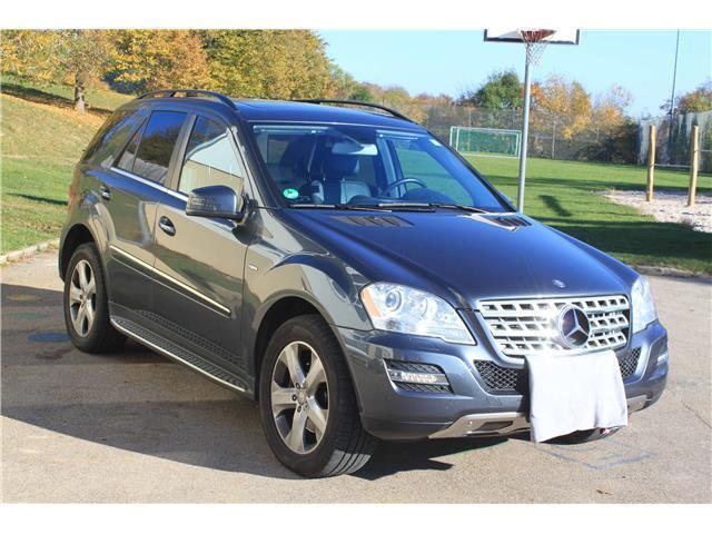Verkauft mercedes ml350 bluetec 4matic gebraucht 2010 for 2010 mercedes benz ml350 bluetec 4matic