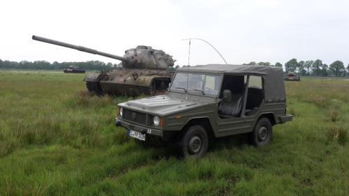 Jeep Bundeswehr
