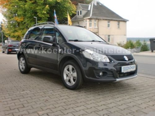 verkauft suzuki sx4 2 0 ddis 4x4 comfo gebraucht 2012 km in neuhaus. Black Bedroom Furniture Sets. Home Design Ideas