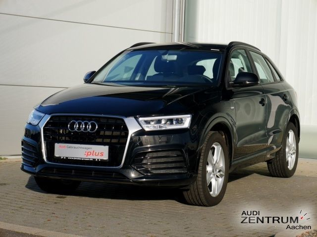 verkauft audi q3 2 0 tdi 110 150 kw p gebraucht 2016 km in aachen. Black Bedroom Furniture Sets. Home Design Ideas