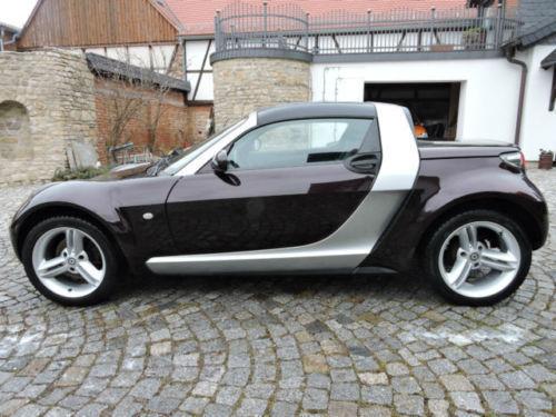 verkauft smart roadster gebraucht 2004 km in camburg. Black Bedroom Furniture Sets. Home Design Ideas