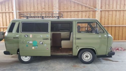 verkauft vw t3 kombi gebraucht 1983 km in pollenfeld. Black Bedroom Furniture Sets. Home Design Ideas