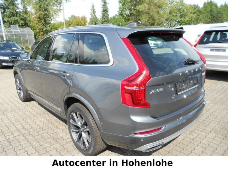 verkauft volvo xc90 d5 173 kw inscript gebraucht 2016 km in crailsheim altenm. Black Bedroom Furniture Sets. Home Design Ideas