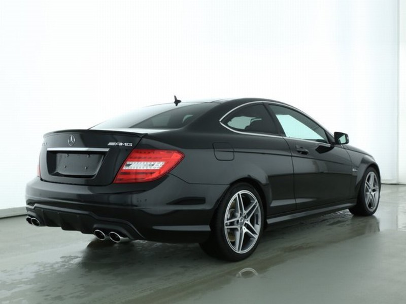gebraucht amg coup mercedes c63 amg 2014 km in dornstadt. Black Bedroom Furniture Sets. Home Design Ideas