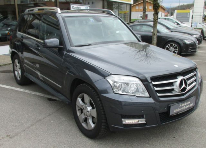 verkauft mercedes glk350 glk klasse4 m gebraucht 2010 km in bad endorf. Black Bedroom Furniture Sets. Home Design Ideas