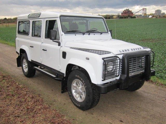 defender gebrauchte land rover defender kaufen 624 g nstige autos zum verkauf. Black Bedroom Furniture Sets. Home Design Ideas