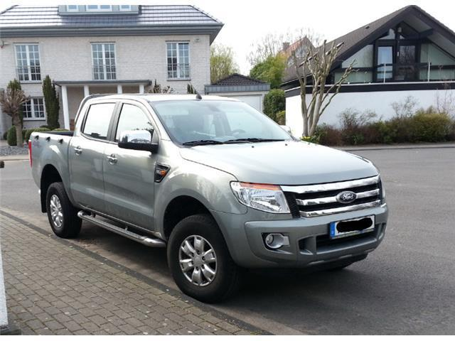 verkauft ford ranger xlt doka allrad 2 gebraucht 2013. Black Bedroom Furniture Sets. Home Design Ideas