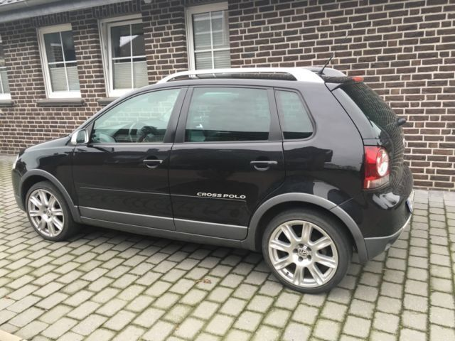 verkauft vw polo cross gebraucht 2006 km in issum. Black Bedroom Furniture Sets. Home Design Ideas