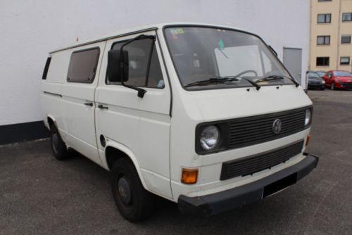 verkauft vw t3 vwbus typ 251 gebraucht 1988 km in thie en. Black Bedroom Furniture Sets. Home Design Ideas