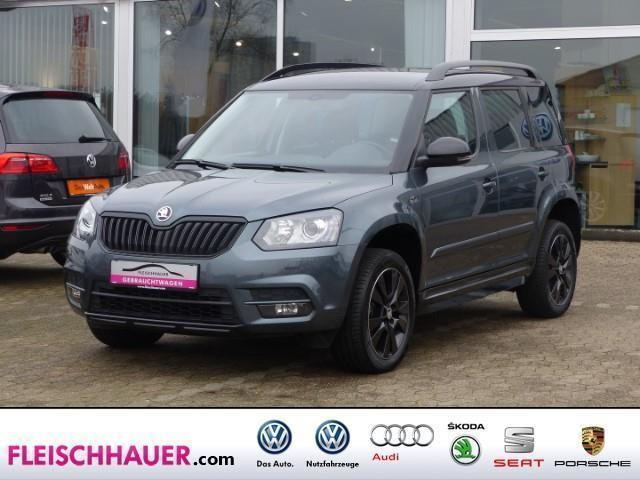 verkauft skoda yeti 2 0 tdi monte carl gebraucht 2016. Black Bedroom Furniture Sets. Home Design Ideas
