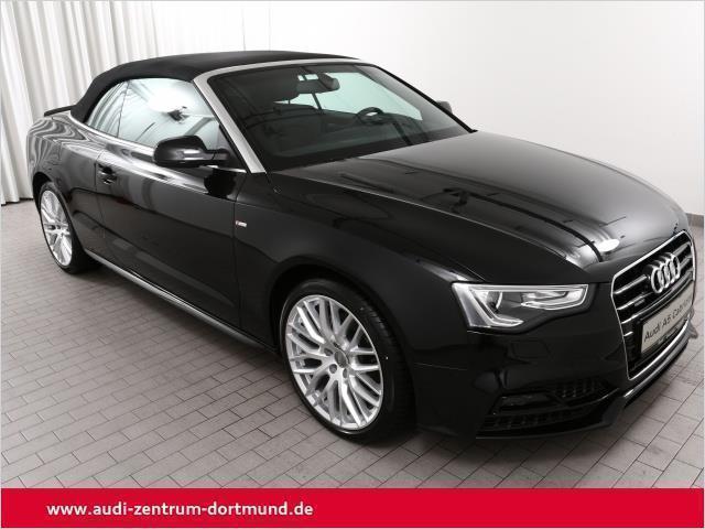 gebraucht Audi A5 Cabriolet 2.0 TDI quattro 6-Gang (Navi Xenon Einpa