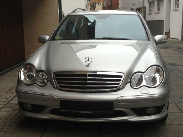 verkauft mercedes c30 amg t cdi amg gebraucht 2003 km in kornwestheim. Black Bedroom Furniture Sets. Home Design Ideas