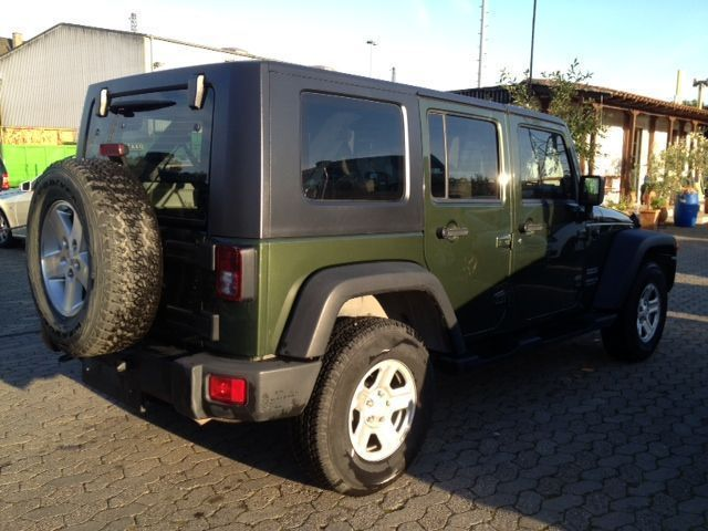 verkauft jeep wrangler unlimited hard gebraucht 2009 km in d sseldorf. Black Bedroom Furniture Sets. Home Design Ideas