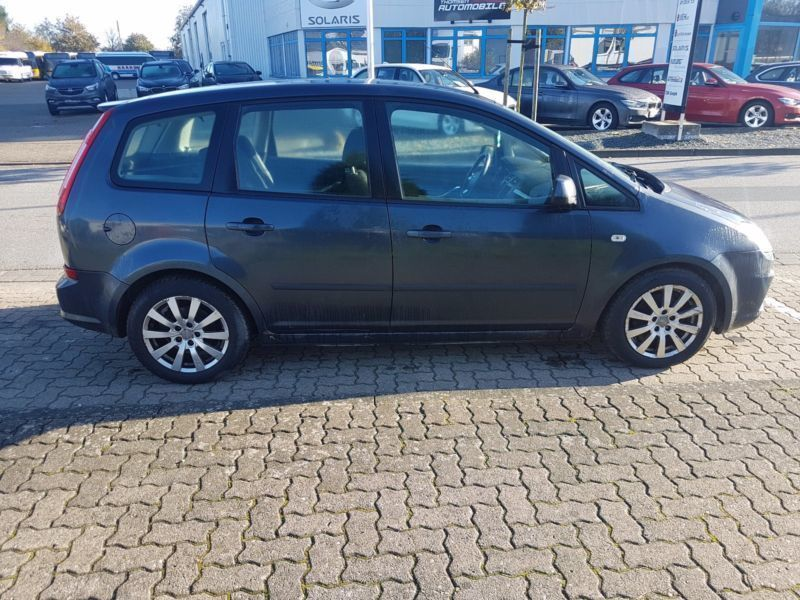 verkauft ford c max 1 6 tdci 90 ps kli gebraucht 2009 km in harrislee. Black Bedroom Furniture Sets. Home Design Ideas