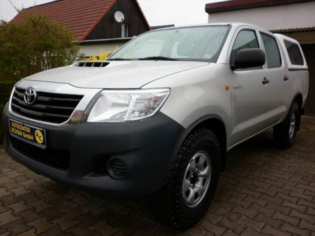 verkauft toyota hilux 4x2 dpf single c gebraucht 2012 km in leer. Black Bedroom Furniture Sets. Home Design Ideas
