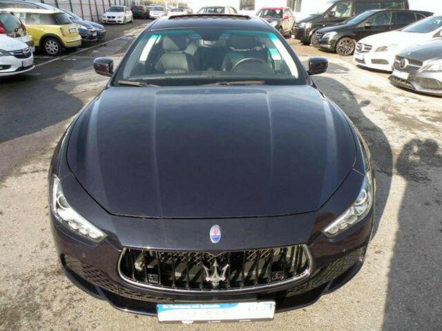 Verkauft Maserati Ghibli 3.0 V6 Diesel., gebraucht 2016, 55.609 km in Düsseldorf