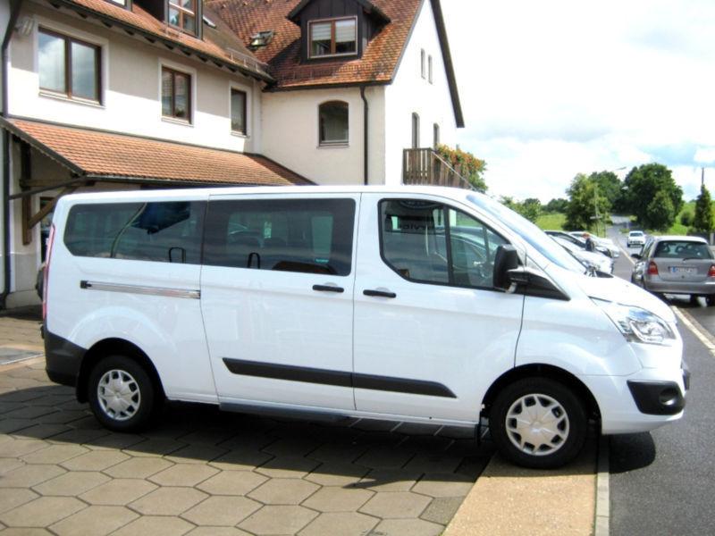 verkauft ford custom transit310 l2h1 p gebraucht 2016 km in vilseck. Black Bedroom Furniture Sets. Home Design Ideas