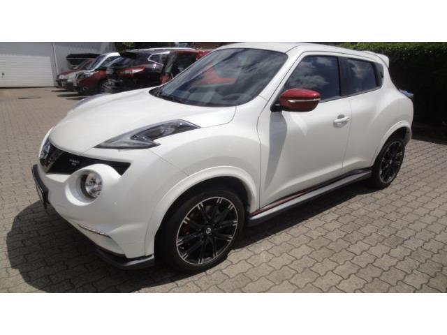 gebraucht 4x4 at individual nissan juke nismo rs 2015 km in wesel. Black Bedroom Furniture Sets. Home Design Ideas