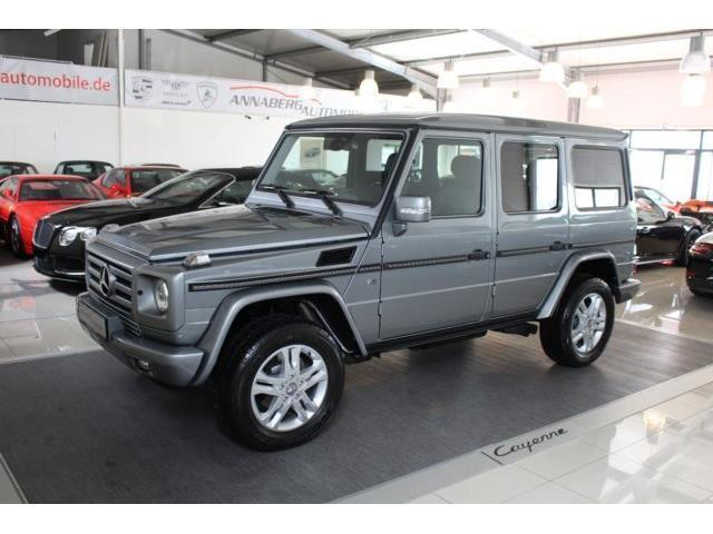 gebraucht amg mercedes g500 2011 km in berlin autouncle. Black Bedroom Furniture Sets. Home Design Ideas