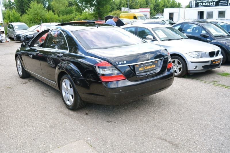 verkauft mercedes s350 s klasse lim gebraucht 2006 km in aubing. Black Bedroom Furniture Sets. Home Design Ideas