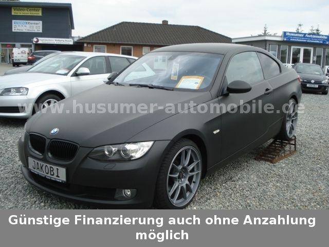 Verkauft Bmw 325 I Coupe Schwarz Matt Gebraucht 2009 125 000 Km