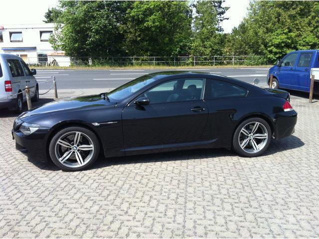 verkauft bmw m6 gebraucht 2005 km in dillenburg autouncle. Black Bedroom Furniture Sets. Home Design Ideas