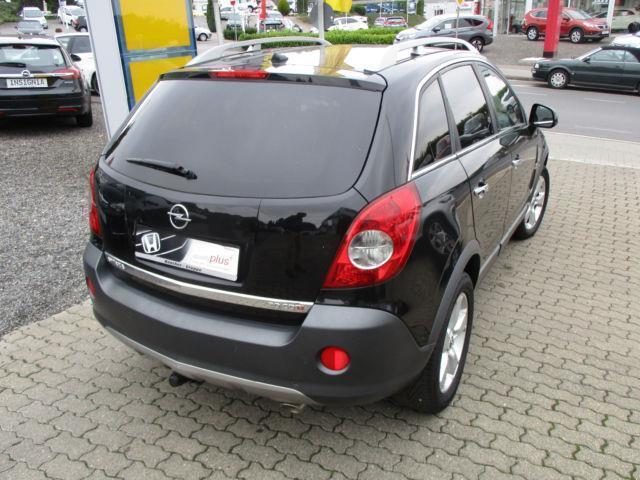 verkauft opel antara 2 0 cdti 4x4 mod gebraucht 2008 km in stolberg. Black Bedroom Furniture Sets. Home Design Ideas