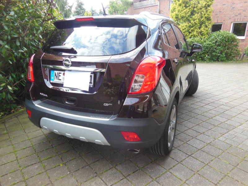 verkauft opel mokka 1 7 cdti automatik gebraucht 2013 km in dormagen. Black Bedroom Furniture Sets. Home Design Ideas