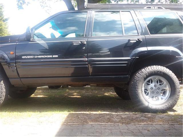 verkauft jeep grand cherokee 5 2 v8 li gebraucht 1998 km in kirchlinteln. Black Bedroom Furniture Sets. Home Design Ideas