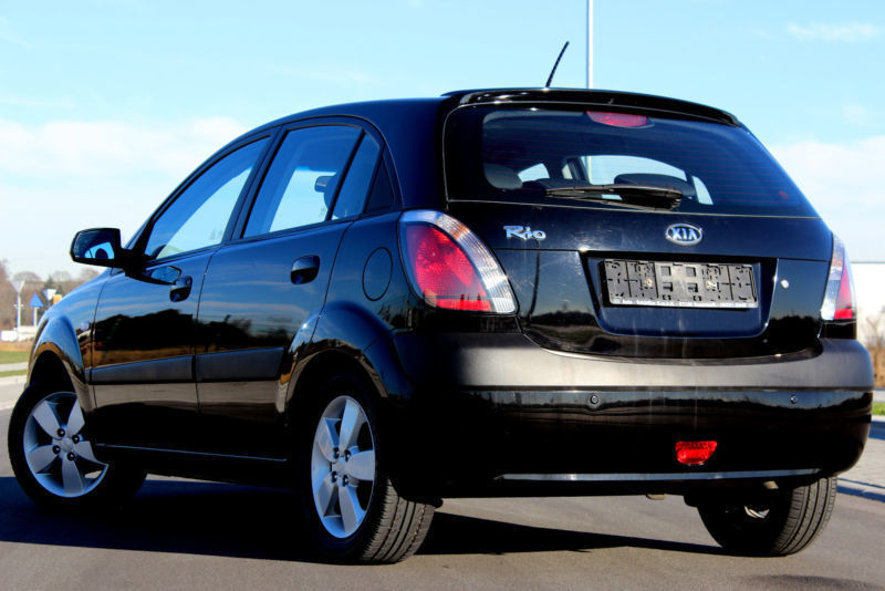 verkauft kia rio 1 4 ex top klimatro gebraucht 2008 km in mogendorf. Black Bedroom Furniture Sets. Home Design Ideas